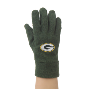 Fashion Custom Polyester Polar Fleece Gloves