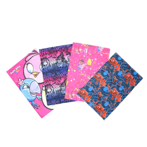 Custom colorful digital printing tube seamless bandana