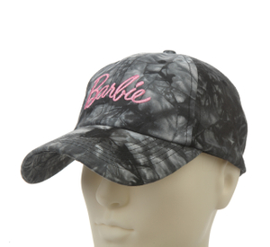 Camo Embroidery 6-panel Cotton Baseball cap