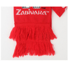 Promotional World Cup Guatemala Soccer Football Fans Knitted Scarf